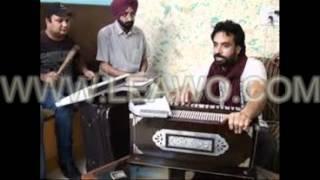 Raja Mann Patiala Live May 2012 Kabbadi Song Up Coming Album