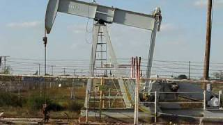 Oil Well In Odessa Texas 2008