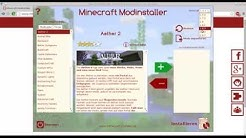 Minecraft Modinstaller / Websites & Programme #1