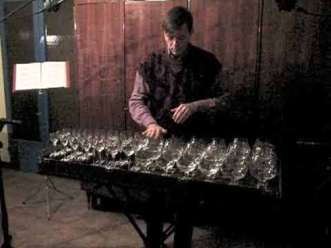 Glass harp musicAquariumSaint Saens
