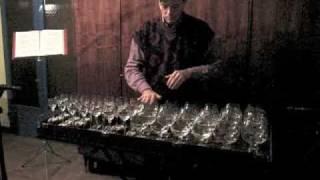 Glass harp music-Aquarium-Saint Saens