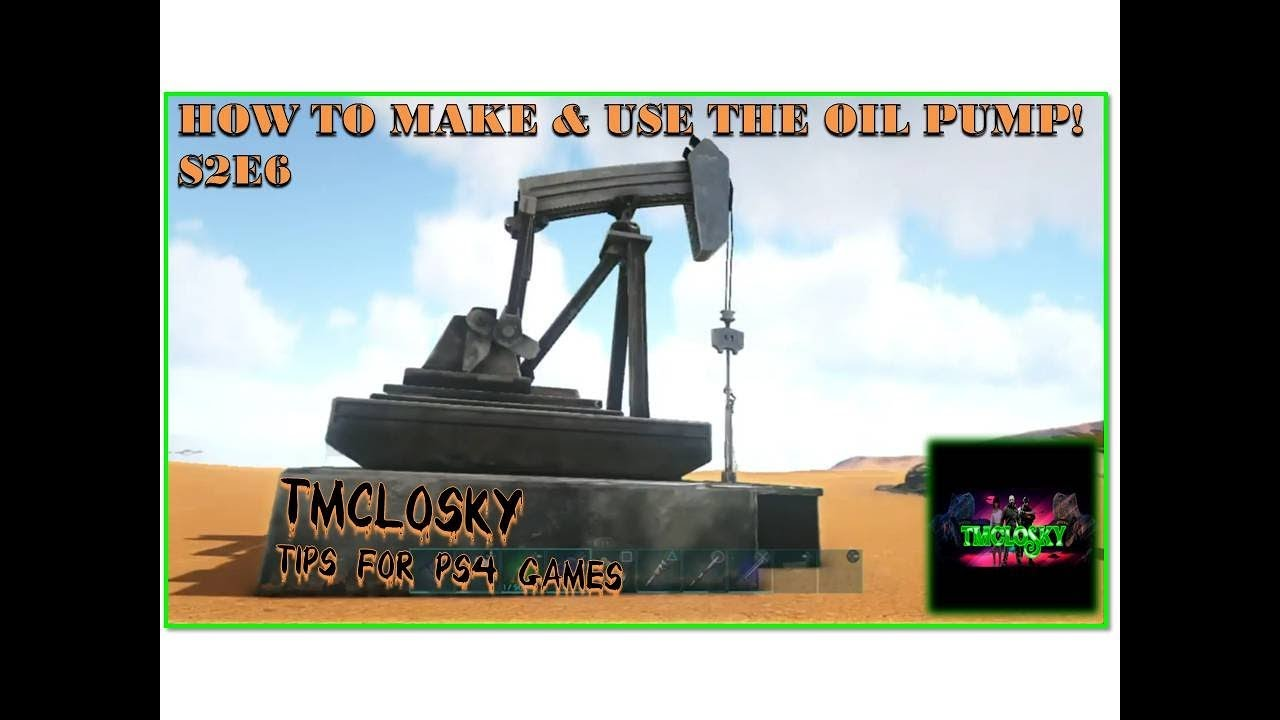 Ark How To Make The Oil Pump Gasoline Location Of Oil Veins On Ragnarok Youtube In this video oil pump guide ark: ark how to make the oil pump gasoline location of oil veins on ragnarok