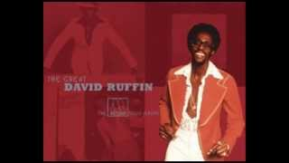 David Ruffin - Just Let Me Hold You For A Night