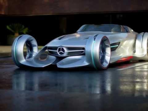Mercedes-Benz Silver Arrow Concept (2011)