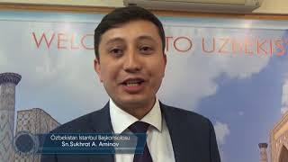 Özbekistan Başkonsolosu Söyleşi