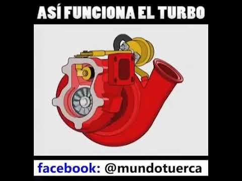 COMO FUNCIONA EL TURBO