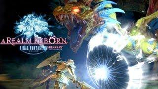 Final Fantasy XIV A Realm Reborn Gameplay Trailer (Benchmark)