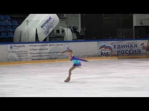 Полина Станкевич, 2 юн.р., 23 ноября 2019. Владимир