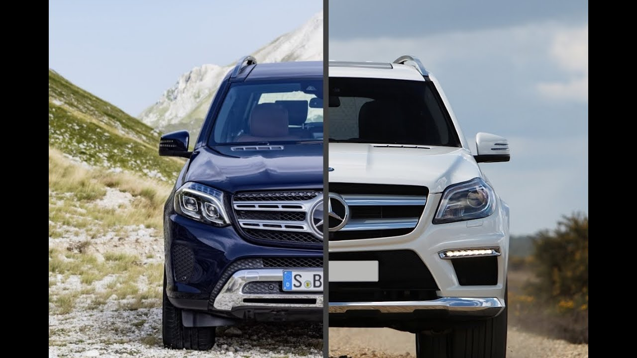 2017 Mercedes Benz Gls 350d Vs Mercedes Benz Gl350