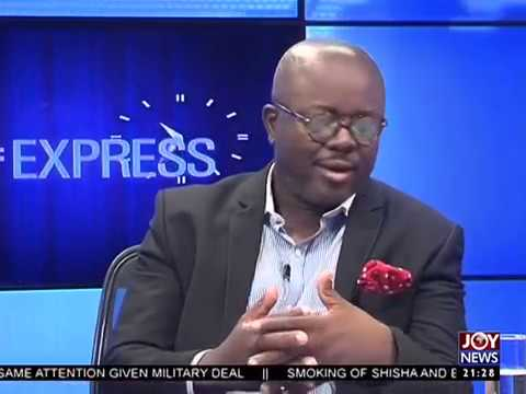 Koku Anyidoho charged with treason - PM Express on JoyNews (27-3-18)
