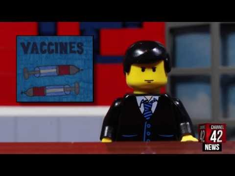 Download Youtube: CHANNEL 42 - LEGO TV NEWS SATIRE