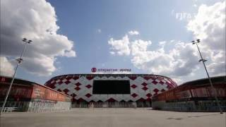 Russia 2018 Magazine: Spartak Moscow Museum