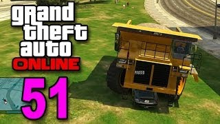 Grand Theft Auto 5 Multiplayer - Part 51 - Dump Truck (GTA Online Let's Play)