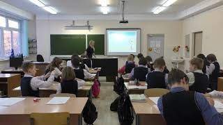 """Видео открытого урока математики в 6 классе по теме """"Масштаб"""" . Торган Е.В."""