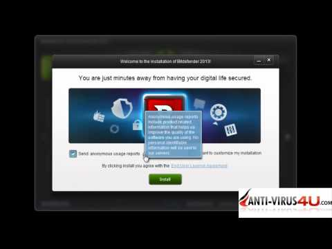 Download and Install Bitdefender 2014