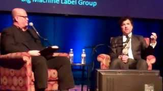 Scott Borchetta - Starting Big Machine Records & Meeting Taylor Swift (part 1)
