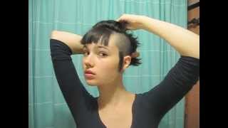 Repeat youtube video Blunt buzzed bangz