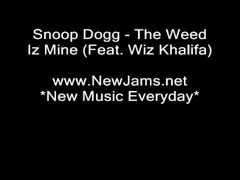 Snoop Dogg - The Weed Iz Mine (Feat. Wiz Khalifa) NEW 2011
