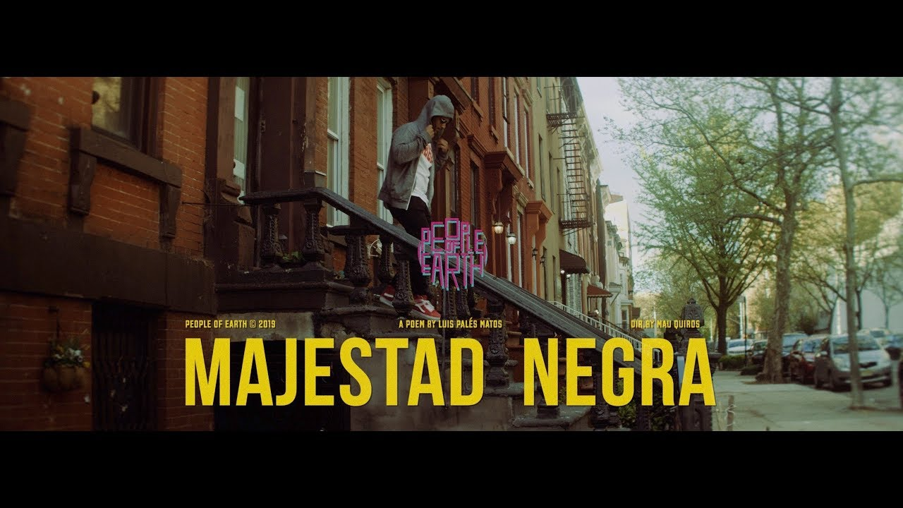 People of Earth (PoE) - MAJESTAD NEGRA