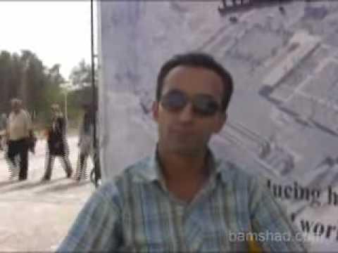 Interview: English Tour Guiding at Persepolis