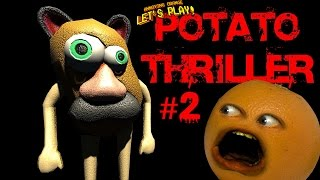 Annoying Orange Plays - Potato Thriller #2