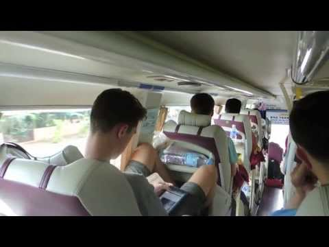 REVIEW - Vietnam Sleeper Bus (Open Tour Bus)