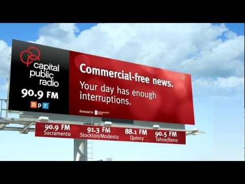 Capital Public Radio - Commercial Free News 2011