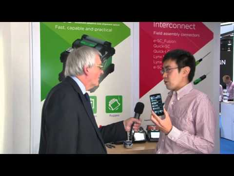 ECOC Exhibition 2015 - Takashi Nakagawa - Sumitomo Electric