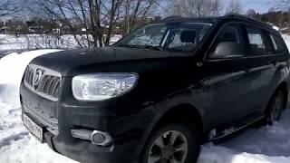 Foton Sauvana. Лучший китайский авто за два миллиона рублей. Отзыв реального владельца. Часть 1