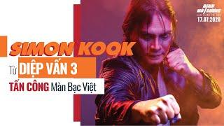 Đỉnh Mù Sương | Khởi chiếu 17.07.2020 | Simon Kook - Sao võ thuật Thái tấn công màn bạc Việt |