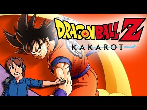Dragon Ball Z Kakarot [Stream Archive] │ ProJared Plays!