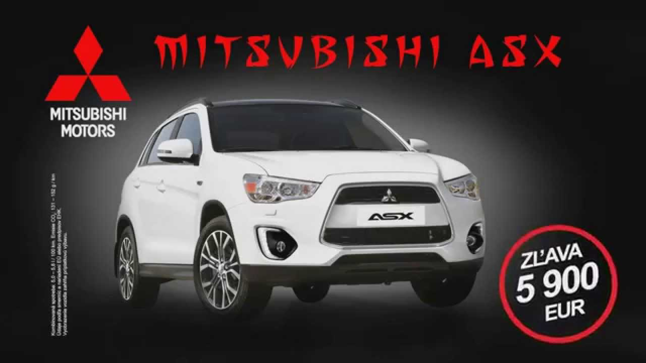 Lovely Mitsubishi ASX   Bodyguard Made In Japan