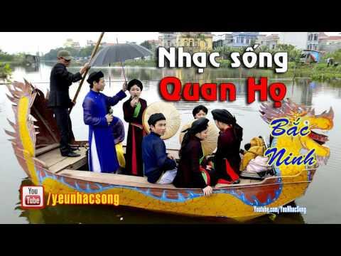 Nhạc sống quan họ Bắc Ninh 2016 - Nhạc sống hà tây 2016