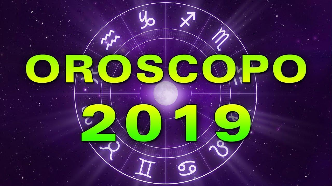 Oroscopo 2019 Previsioni Astrologiche Youtube