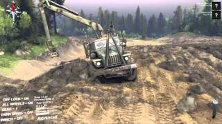 SpinTires Multiplayer Extreme Compilation 2014