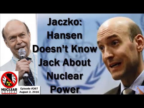 Fukushima in New York? This Nuclear Plant Has Some Regulators Nervous (Nuclear Hotseat #267)