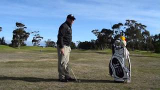 Bradley Hughes Golf- Centrifugal Force & Centripetal For