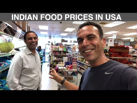 Indian Grocery Store In USA | Indians In America | HINDI VLOG | This Indian