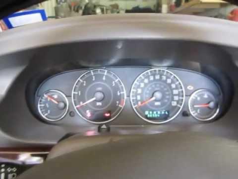 2002 Chrysler Sebring P0601 code  YouTube
