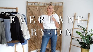 Everlane New In Summer Try-On & Review