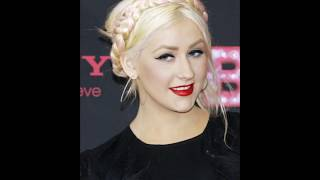 Christina Aguilera's Ever Changing Hair