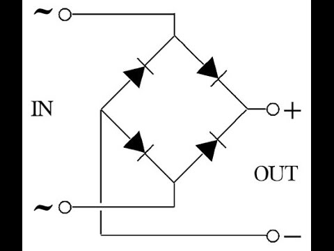 Electrical Engineering Tutorial: Rectifier Circuits
