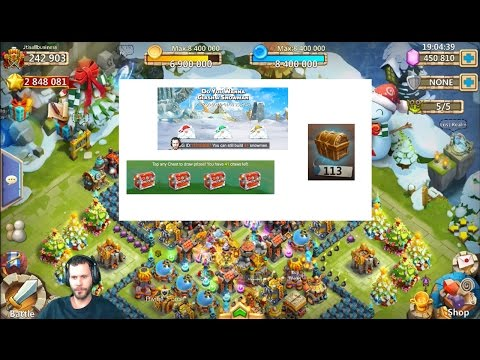 JT's Main Opening $350 Worth Events + 120 Rare Lava3 Chests Castle Clash