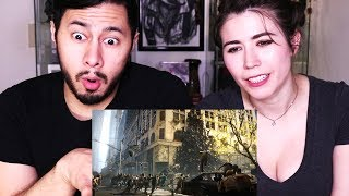 WORLD WAR Z | Reveal Trailer | Reaction w/ Sesh Evans