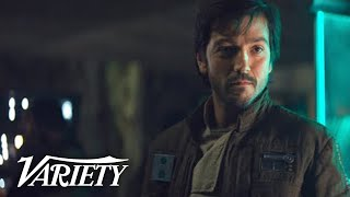 Star Wars: Diego Luna Talks New Disney Plus Series