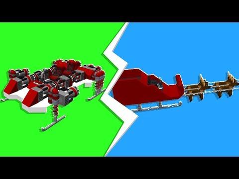 Vale Knight Shirt Roblox Noob Vs Pro Sled Building Challenge Scrap Mechanics Jeromeace Youtube