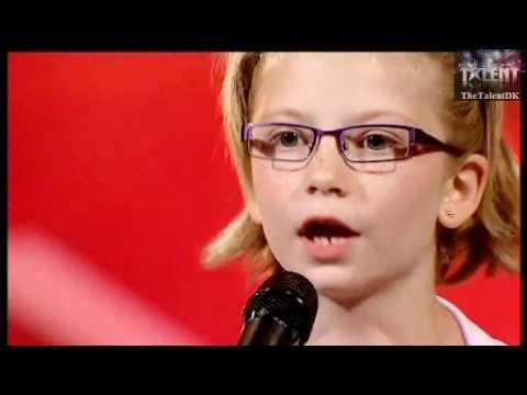 DK Talent 2010 [Audition] Sofie - Hallelujah