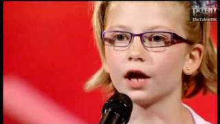 DK Talent 2010 [Audition] Sofie - Hallelujah