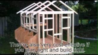 Diy-chicken-coop.wmv