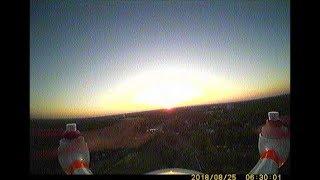 fpv sunrise with the b2c 5/2/18